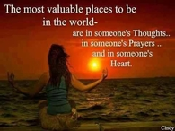 the most valuable places