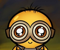 DIY Draw a Chibi Minion