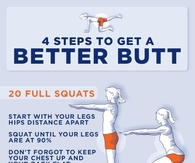 4 steps to a better butt