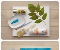 DIY Nature Wall Art