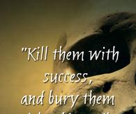 Kill them