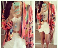 Mini skirt combination