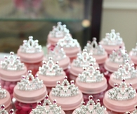 Baby Shower Princess Party favors