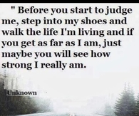 Judge Me Quotes Pictures Photos Images And Pics For Facebook
