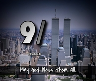 9/11 May God Bless Them All