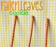 Fallen Leaves Cookies