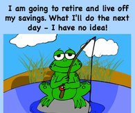 retirement joke