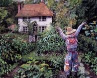 Garden Scarecow