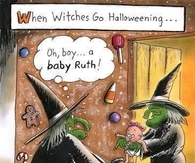 When witches go halloweening