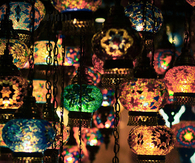 Boho Indie Lanterns for Fall & Winter