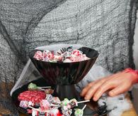 DIY Halloween Candy Dish