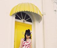 Camisole Neckline Short Skirt - 50s Vintage Dresses