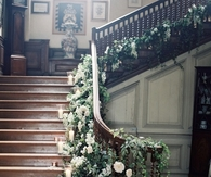 Romantic Staircase for Wedding