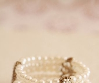 Vintage Pearl Bracelet