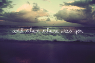 There Was You