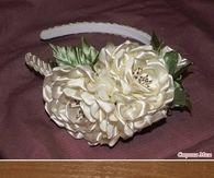 DIY Ribbon Lush Flower