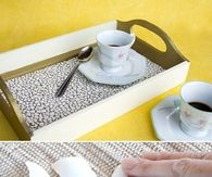 DIY Mosaic Tray