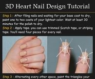 3D Nail Art Tutoril