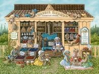 Bessie Bear's Country Store by Janet Kruskamp