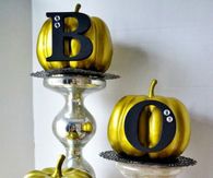 Easy pumpkin halloween decoration