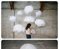 DIY Cloud Backdrop