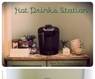 Hot Drinks Station