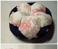 DIY Flower Like Pillow