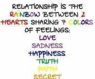 Relationships & Rainbows