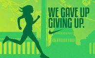 We gave up giving up