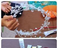 DIY Winter Circlets