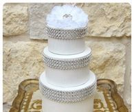 Wedding Cake Shaped Party Favor Boxes