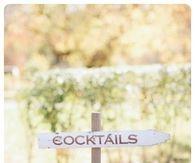 DIY Picket Fence Wedding Sign