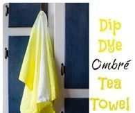 Dip Dye Ombre Tea Towels