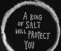A ring of Salt will protect you