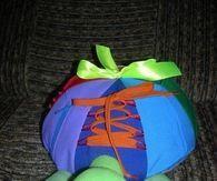 DIY Rainbow Turtle Toy