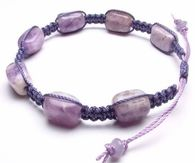 DIY Precious Stone Bracelet