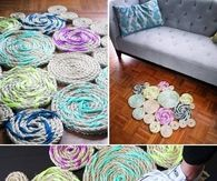 DIY Original Rope Mat