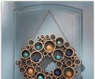 DIY Holiday-Wreath
