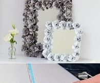 How To Make A Mirror From Egg Cartons
