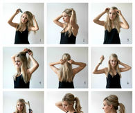 Amazing Diy Ponytails Pictures Photos Images And Pics For Facebook Short Hairstyles Gunalazisus