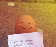 Give someone a smile