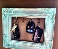 Vintage Key Frame