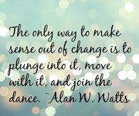 make sense of change