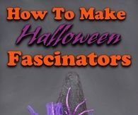 Halloween Fascinators