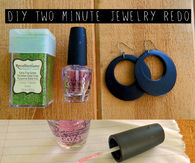 How To Redo Those Old Earrings