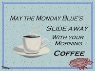Make the Monday blues slide away with your morning coffee