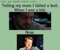 Telling Moms