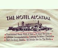 the Hotel Alcatraz