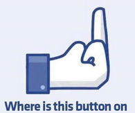 middle finger button