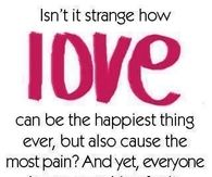 Isnt it strange
